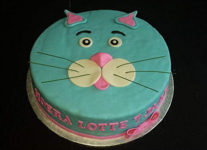 Katten taart