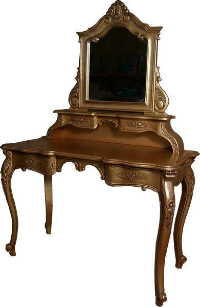 antika makyaj masası