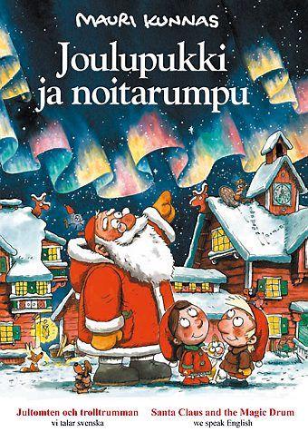 Joulupukki ja noitarumpuDVD-Homeenter Filmclub - DVD, Blu-ray, Musiikki, Pelit, Muut tuotteet