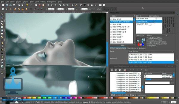 تحميل برنامج Gimp للكمبيوتر لمعالجة الصور Coreldraw Editing Pictures Free Photo Editing
