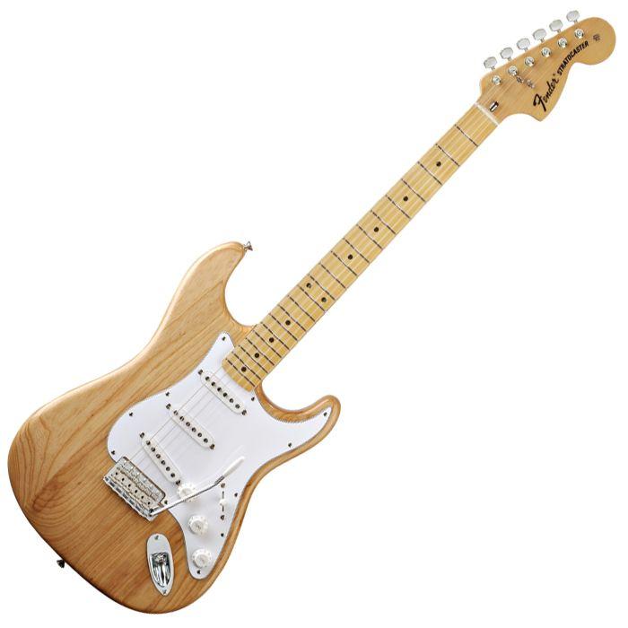 Guitare électrique Fender Stratocaster Série Classic - Mexique Corps en frêne Manche érable avec touche érable (21 cases) …
