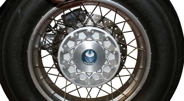 BMW R850C, R1200C リアホイール ハブ キャップ