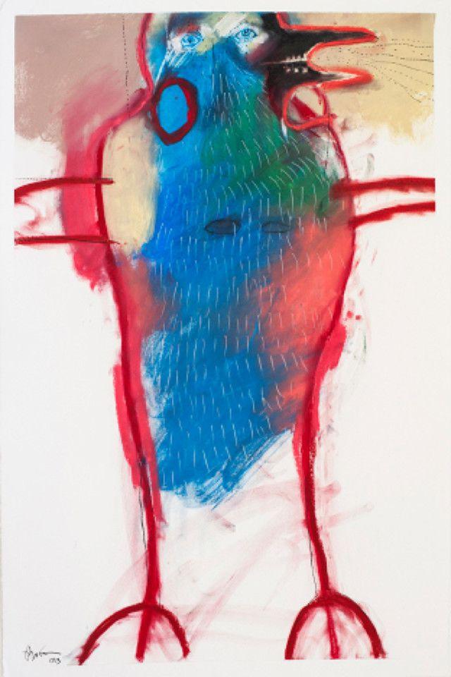 Rick Bartow: Bird Wings . Radio | OPB