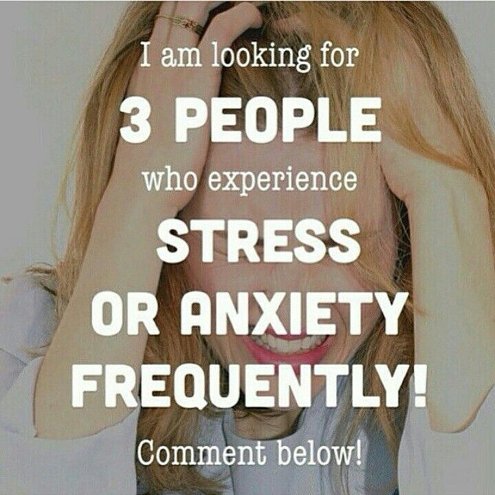 Do you suffer from stress or anxiety? I've struggled with both for years - especially over the past couple years - anxiety attacks were a daily part of my life and was hospitalized and told I had to be put on a high dosage of meds to control it. I now take CONFIANZA instead to help me deal with stress and my anxiety.