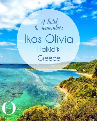 May 2015 marked the opening of Ikos Olivia, a stunning luxury hotel located in Halkidiki, Greece.
