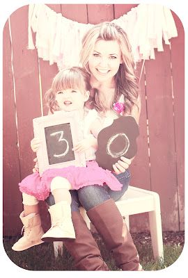 3rd & 30th Shared Birthday Party Photography for Mom & Daughter <3  www.itsybelle.com Sugar & Spice Brunch               I want to do a photo-op corner... like the idea of chalk board to write a b-day message or name/ family...   I