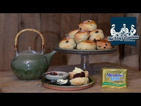 How to make fruit scones - with Meadowland and Steven Doherty - YouTube