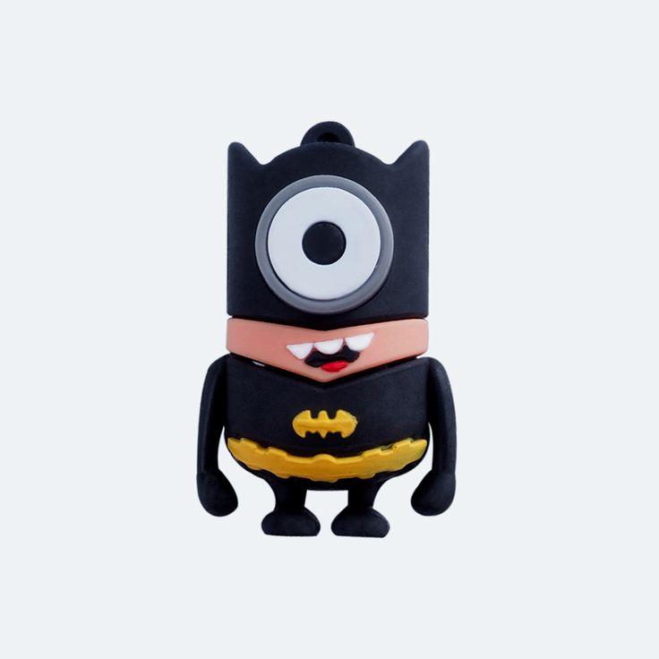 Minion Batman Pendrive