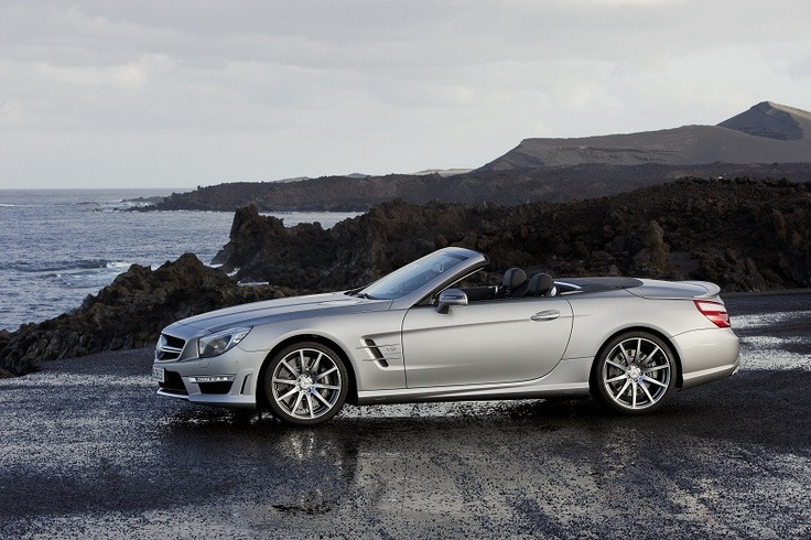 Mercedes-Benz SL 63 AMG. Join Mercedes-Benz McCarthy at http://www.facebook.com/mercedesbenzmccarthy