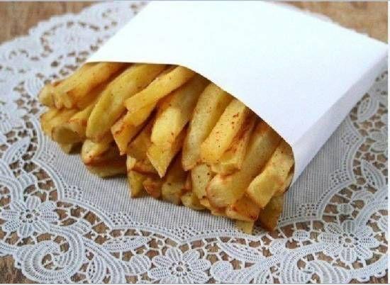 Хрустящий картофель фри без капли жира. Готовится на раз, два, три! - 8 Сентября…