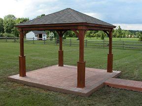 Pine Traditional Pavilion