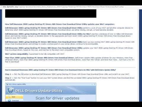 dell driver utility download
