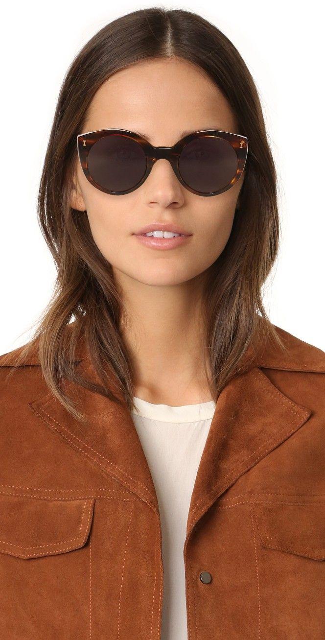 Illesteva Palm Beach Sunglasses | SHOPBOP