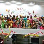 La Escuela de Danzas Polinesias 'Pualani Hawaian' celebra el Día del Niño con un evento sorpresa para sus niñas pupilas