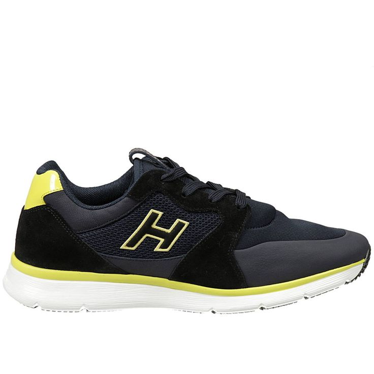 #hogan #shoes # · Blue SneakersMen ...