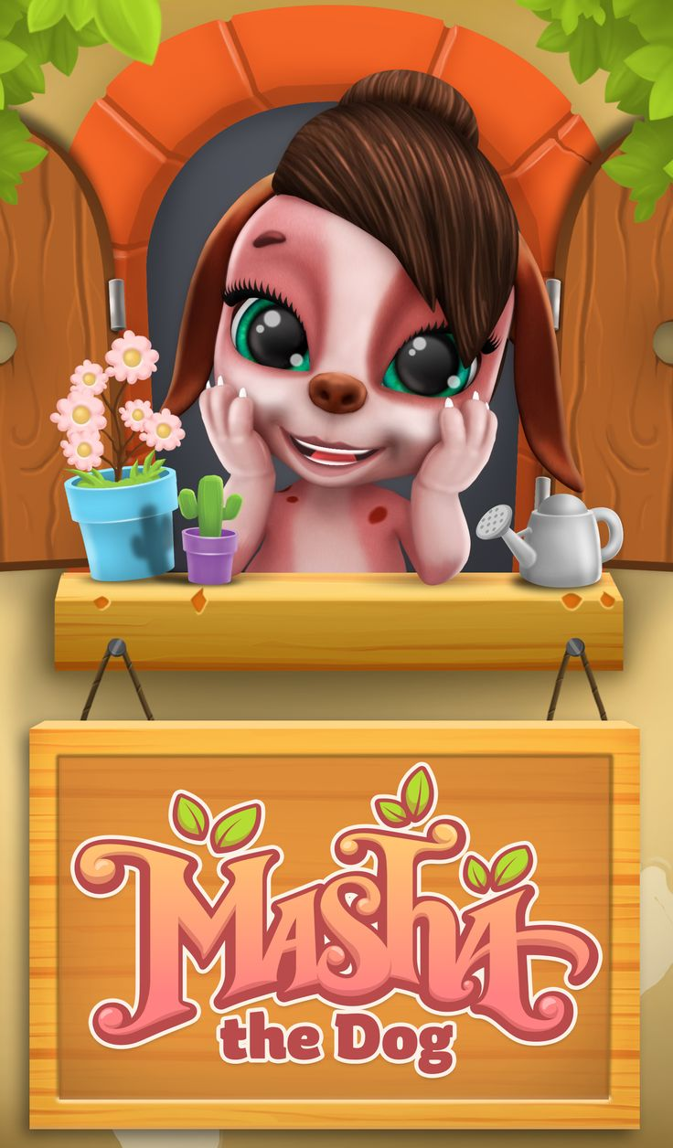 WARNING: Cuteness overload! :) Masha the Dog is not just an ordinary virtual pet. She's a synonym for cuteness and she's taking you on an exciting adventure, a jewel hunt that requires lots of skills and provides tons of fun. Join Masha and go get those jewels! #virtualpet #masha #talkingdog #jewelhunt https://play.google.com/store/apps/details?id=com.mashathedog.myvirtualpet