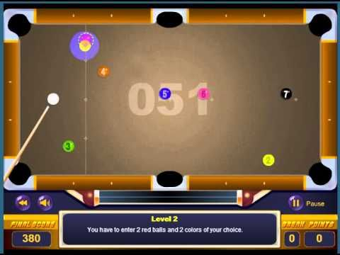 How to Play: Snooker Game  - https://www.youtube.com/watch?v=O4NH75i1PGY