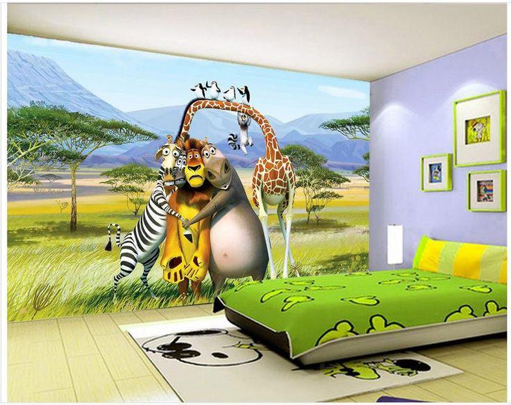 photo fond dcran 3d sur mesure pour les murs 3 peintures murales d murales - Dessin Chambre 3d