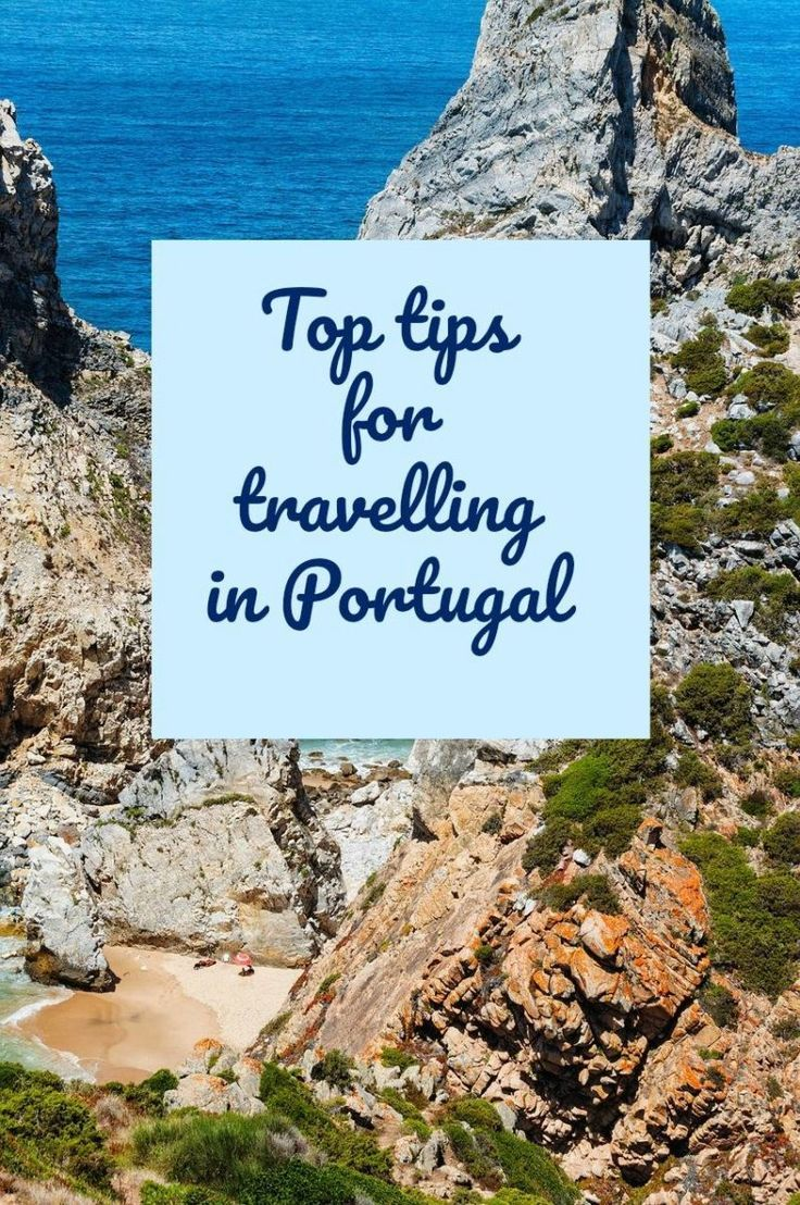 My top tips for travelling in Portugal and money saving advice when in Portugal