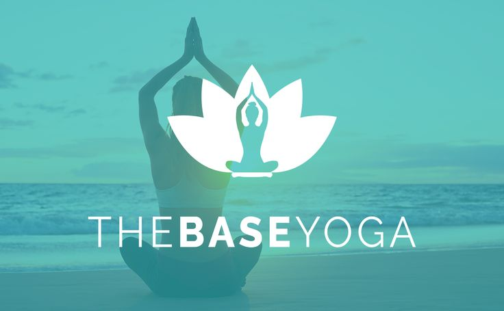 New from Oraco Marketing: Logo and Identity Design for The Base Yoga