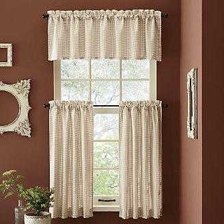 Charming Fleetwood Window Treatments From Through The Country Door®