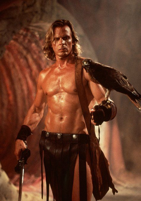 Marc Singer Born: January 29, 1948 in Vancouver, British Columbia, Canada  Pictures & Photos from Beastmaster III: The Eye of Braxus (TV Movie 1996)