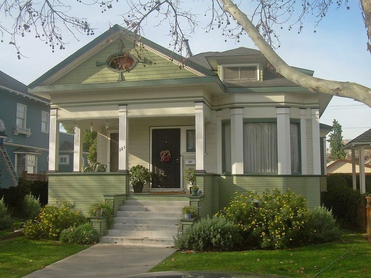 629 Best Craftsman Bungalows Images On Pinterest