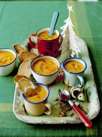 Enjoy this recipe for Rudolph's Rocket Fuel, a Christmas soup packed with vegetables guaranteed to get the kids eating their 5 a day this Christmas.