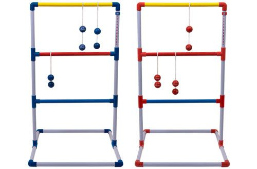 Complete Champion Sports Deluxe Outdoor Ball Game For Adults