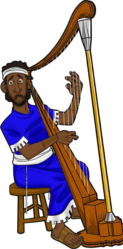david plays harp for saul coloring page - 761 best images about on pinterest maze