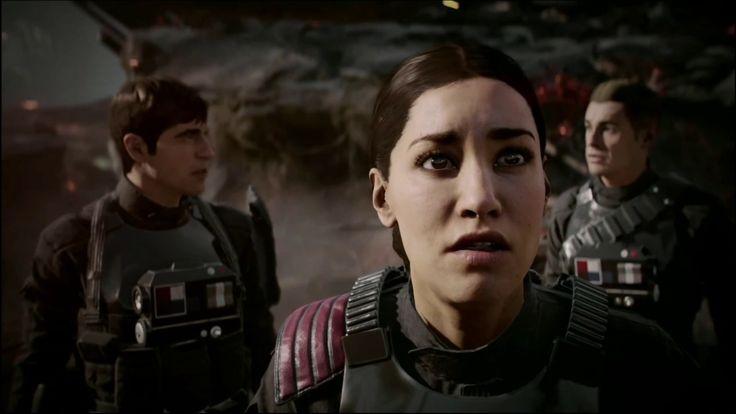 Star Wars Battlefront II Mission 1: The Battle of Endor