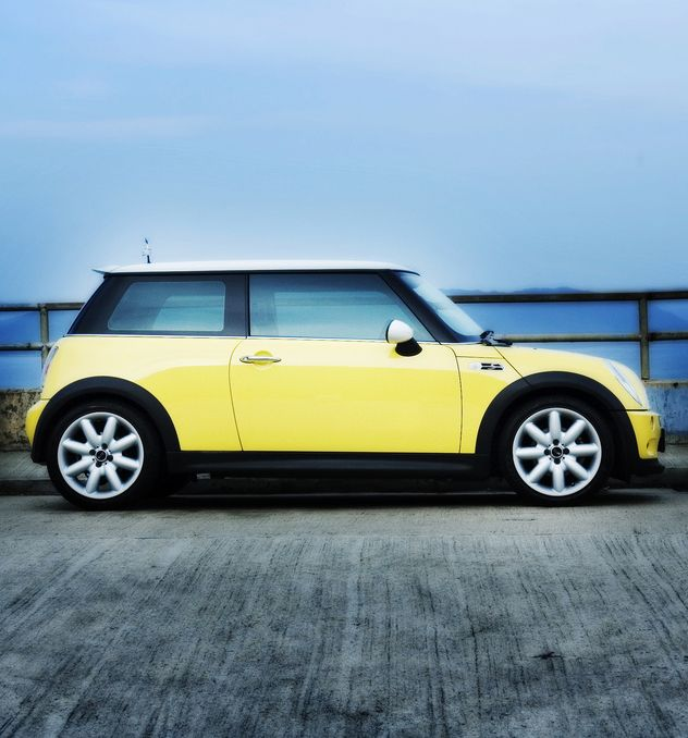 >>Mini Cooper<< Years: 2002-2008. Pros: Aesthetics, somewhat practical, decent reliability, fun to drive, safe, good gas mileage. Cons: Expensive to insure, high repair costs, small. Pricing: $6,000-11,000. MPG: 28