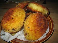 Papa Rellena - gevulde aardappel-uit Peru
