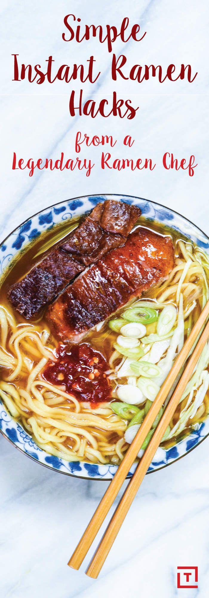 Best Instant Ramen Noodle Recipe Hacks & Tips From Ivan Orkin - Thrillist