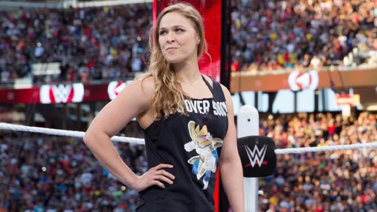 UFC star Ronda Rousey is reported to have signed terms with WWE, ahead of a potential starring role at next year's WrestleMania....