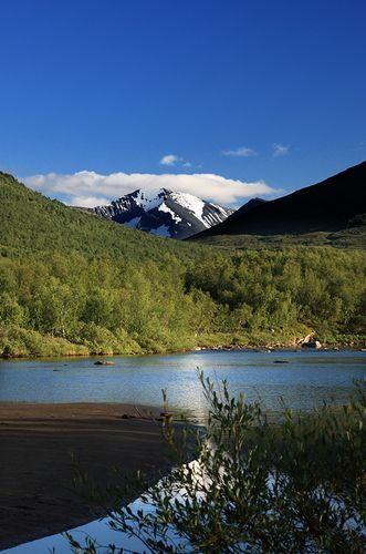 Abisko in Sweden | See More Pictures | #SeeMorePictures
