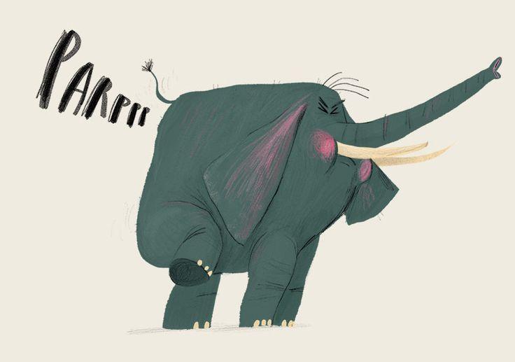 Elephart :: Illustration | Tumblr