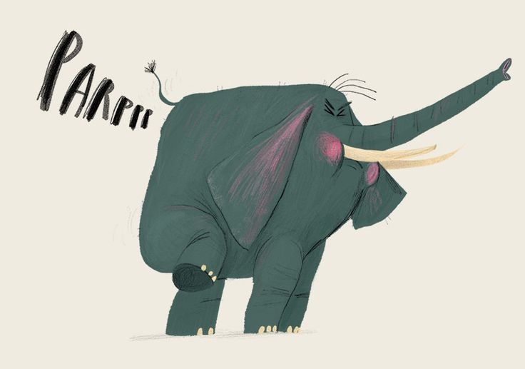 Elephart :: Illustration | Tumblr