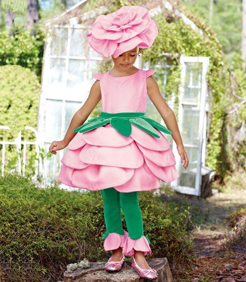 rose costume - Chasing Fireflies
