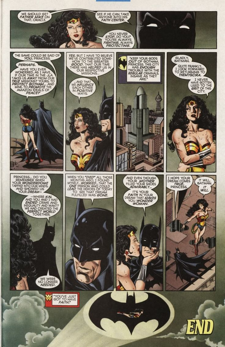 Batman  Wonder Woman  Comics  Batman Wonder Woman -2426