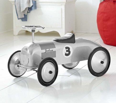 Metal Racecar