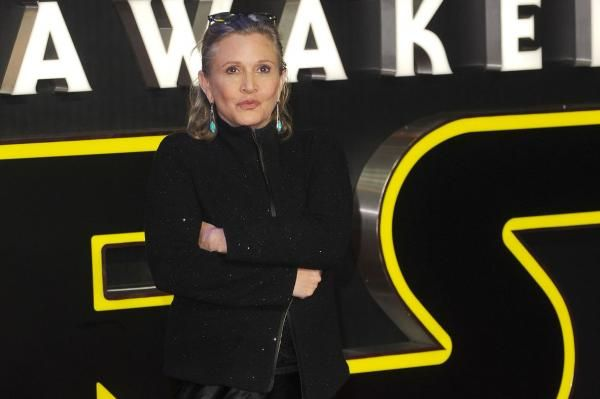 """Wade Sheridan LOS ANGELES, Dec. 28 (UPI) -- Carrie Fisher had completed work on two episodes of """"Family Guy"""" and """"Star Wars: Episode VIII""""…"""