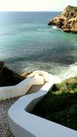 Aluguer de casa para férias na Mato Serrão - Acesso à praia do Paraíso
