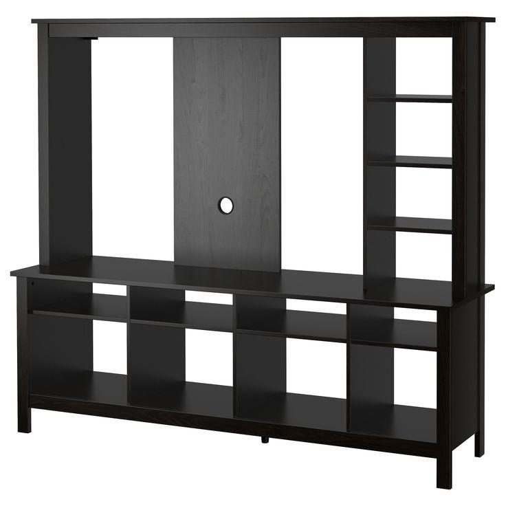 tomnÄs, tv-möbel, schwarzbraun, jetzt bestellen unter: https, Wohnzimmer