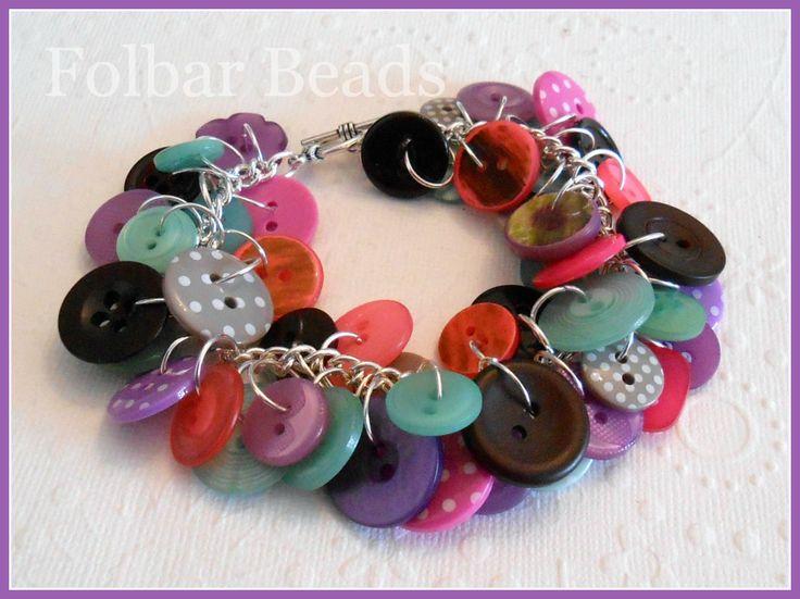http://folksy.com/items/4408285-Chocolate-cupcake-button-bracelet