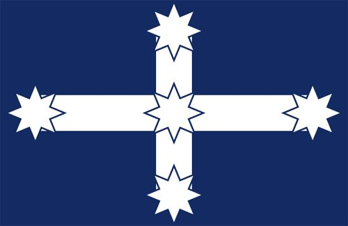 Eureka Stockade Flag