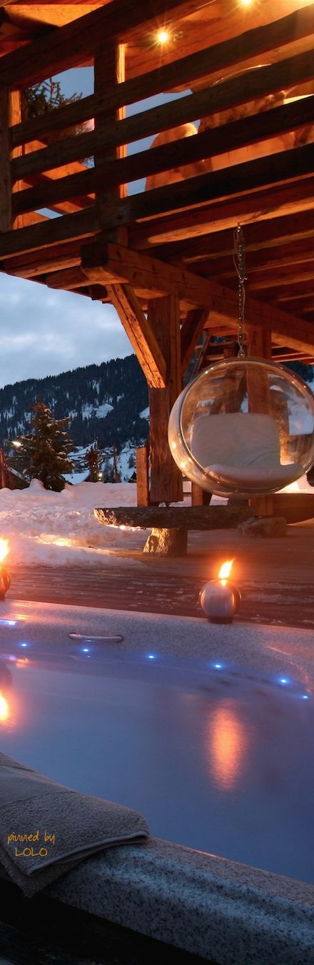 Chalet Spa Blanche, Verbier | LOLO