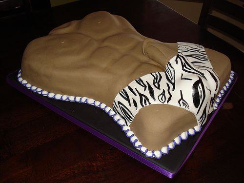 Collections of sexy birthday cakes for women
