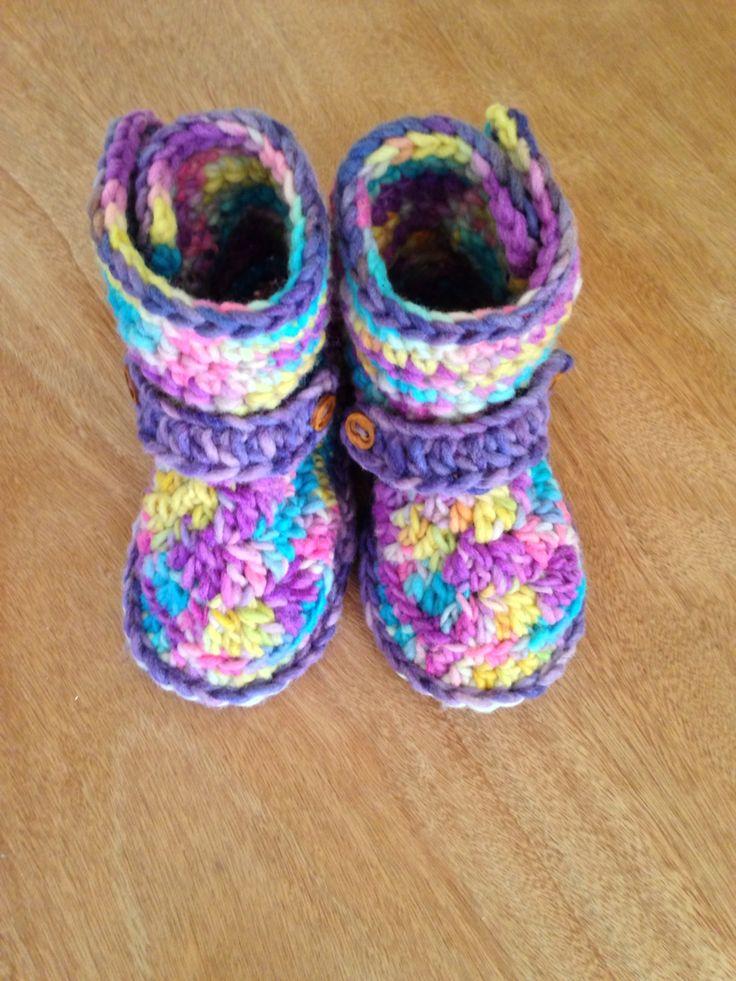 Zapato de lana , Chile, Taller Alun