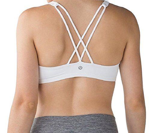 Lululemon Free To Be Bra Strappy Sports Bra White (4) Lul... https://www.amazon.com/dp/B01E3XRHSW/ref=cm_sw_r_pi_dp_x_Cx1hybZ6R5Y2R